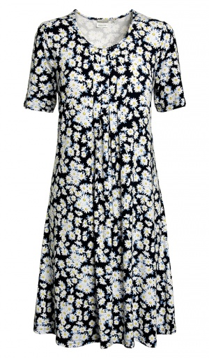 Signature Daisy Floral Print Dress