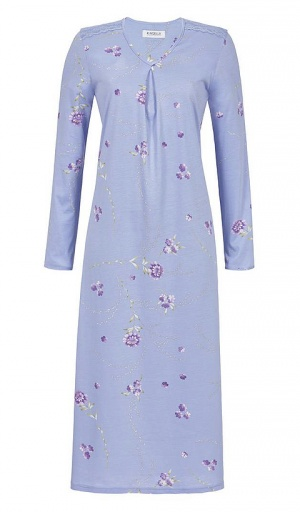 Ringella Long Length V Neck Nightdress
