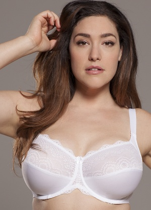 Berdita Stretch Lace Underwire Bra
