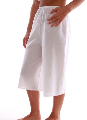 JD Collection 100% Cotton Culotte Slip