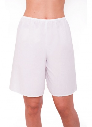 JD Collection 100% Cool Cotton Culotte Slip