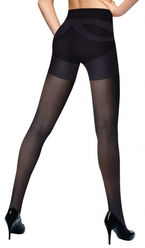 Playtex One Size Down 40D Tights