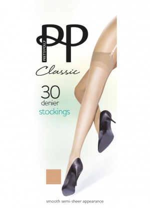 Pretty Polly Classic 30D Stocking