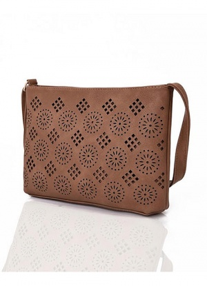 Aztec Cut Out Crossover Bag
