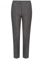 Half Elasticated Stretch Trouser