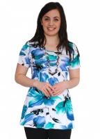 Saloos Floral Print Top