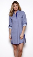 Cyberjammies Connie Spot Print Nightshirt