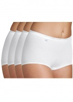 Sloggi 4 pack Basic Maxi Briefs