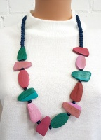 Mistral Pebble Necklace
