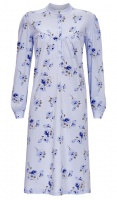Ringella Cotton High Neck Long Sleeve Nightdress