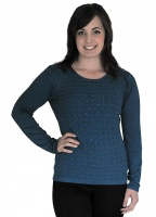 Claudia C Fancy Knit Jumper