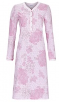 Ringella Jersey V Neck Long Sleeve Nightdress