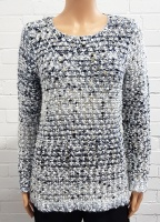 MudFlower Bobble Knit Jumper