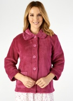 Slenderella Super Soft Classic Bed Jacket