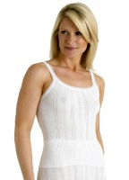 Brettles Cotton French Neck Cami