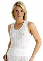 Brettles Cotton Sleeveless Cami