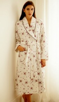Cottonreal 100% Cotton Dressing Gown