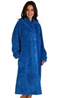 Slenderella Cosy Button Housecoat