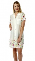 Marlon Short Sleeve Nightshirt
