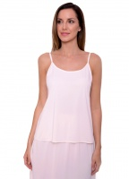 JD Collection Micro Fibre Adjustable Strap Camisole