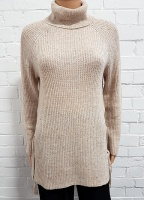 Emreco Knowl Polo Neck Jumper