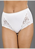 Pack of 3 Lace Maxi brief