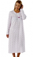 Marlon Pure Cotton Wildflower Print Nightdress