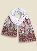 Mistral Scattered Flower Scarf