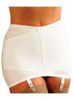 Silhouette Cross Over Open Girdle
