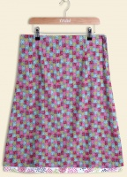 Mistral Telephone & Love Letters Reversible Skirt