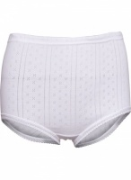 White Swan Cotton Briefs