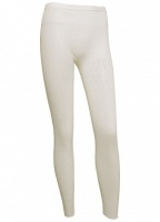 White Swan Thermal Leggings