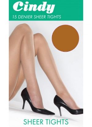 Cindy 15 Denier Sheer Tights