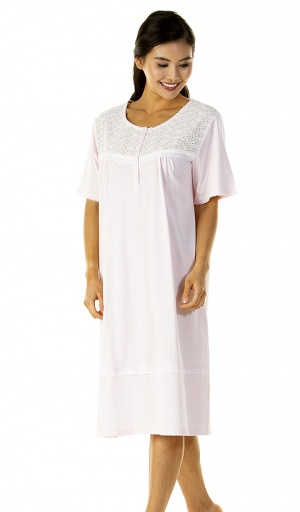 La Marquise Chelsea Short Sleeve Nightdress