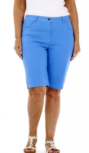 Pinns Stretch Cotton Rich Shorts