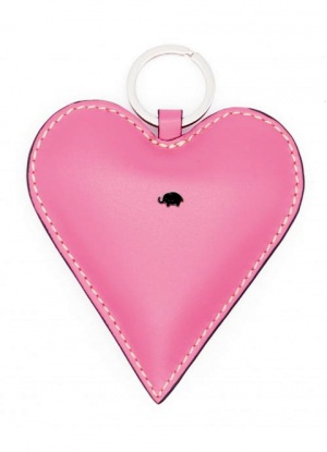 Golunski Padded Heart Key Fob