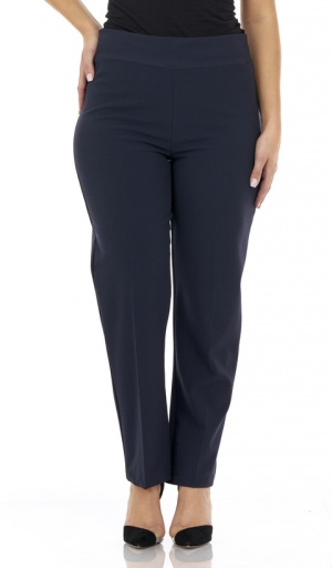 Pinns Wide Elasticated Waist Band Trouser