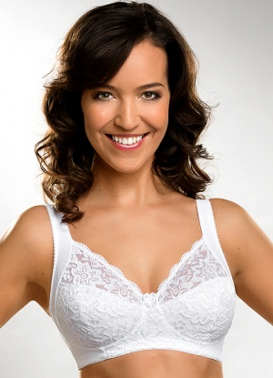 Naturana Lace Non-wired Bra