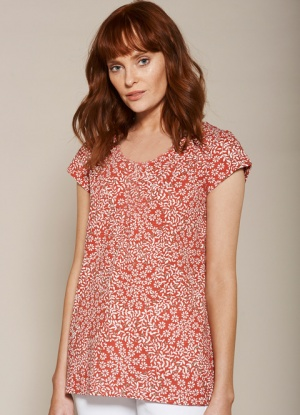 Mistral Pretty Leaf Willow Tee