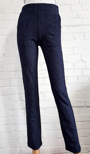 Claudia C Classic Fleck Stretch Trouser