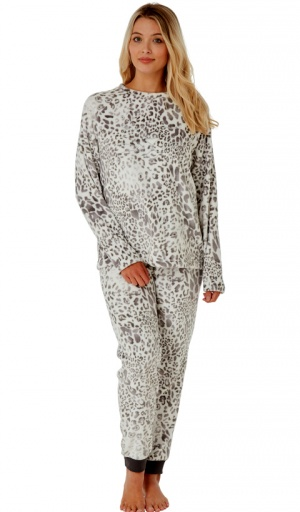 Marlon Animal Supersoft Fleece Pyjama