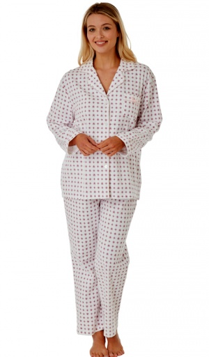 Marlon Brushed Cotton Classic Pyjama