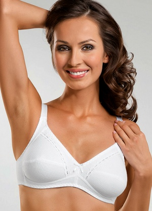 Naturana 100% Cotton Soft Bra