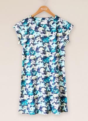 Mistral Studio Floral Tunic