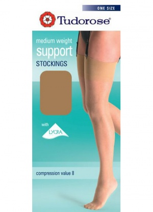 Tudorose Medium Weight Support Stocking