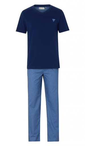 Walker Reid Mens Lounge Pyjama