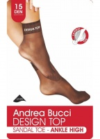 Andrea Bucci 15D Design Top Ankle High