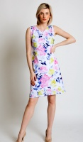 Jessica Graaf Floral Shift Dress