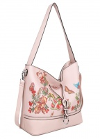Superbia Floral Shopper Bag