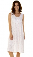 La Marquise Country Fair Sleeveless Nightdress